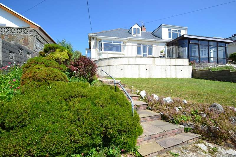 3 Bedrooms Semi Detached Bungalow for sale in 17 Main Road, Ogmore-By-Sea, Vale of Glamorgan, CF32 0PD