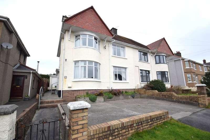 3 Bedrooms Semi Detached House for sale in 5 Walters Road, Bridgend, Bridgend County Borough, CF31 4HE.