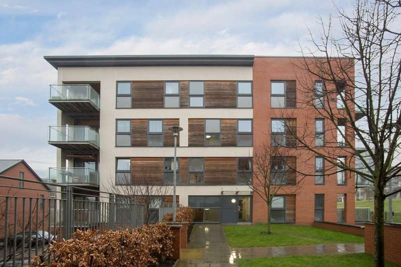 2 Bedrooms Flat for sale in Bell Barn Road, Park Central, Edgbaston, B15 2DA