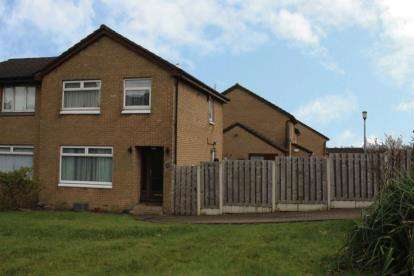 3 Bedrooms Semi Detached House for sale in Lochview Crescent, Hogganfield