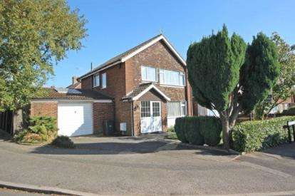 4 Bedrooms Detached House for sale in Birchen Grove, Luton, Bedforsdshire
