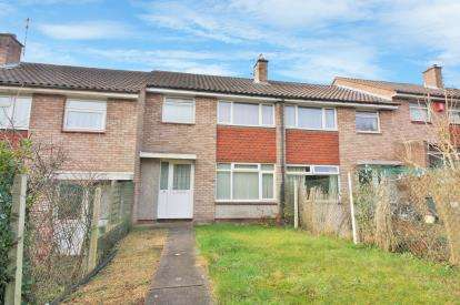 3 Bedrooms Terraced House for sale in Weedon Close, St Werburghs, Bristol