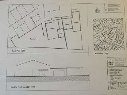 Land Commercial for sale in Warwick Road, Bristol