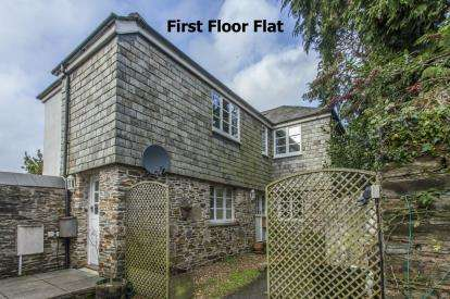 1 Bedroom Flat for sale in Fore Street, Grampound, Truro