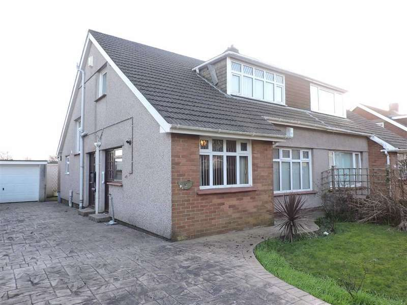 3 Bedrooms Property for sale in Brodorion Drive, Cwmrhydyceirw