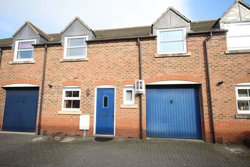 4 Bedrooms Terraced House for sale in Portman Mews, Fairford Leys