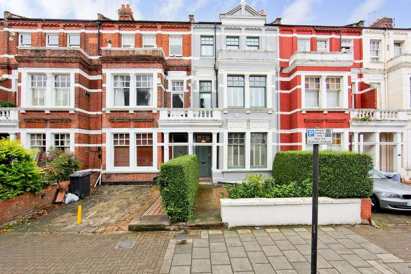 5 Bedrooms Terraced House for sale in Fentiman Road, London SW8