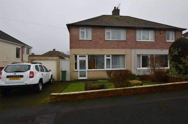 3 Bedrooms Semi Detached House for sale in The Mead, Plymouth, Devon