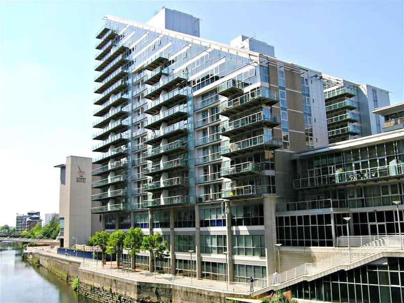2 Bedrooms Apartment Flat for sale in The Edge, Clowes Street, Salford, M3 5NE