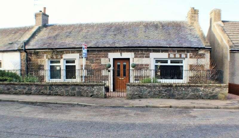 2 Bedrooms Cottage House for sale in Limetree Cottage, 27 Cupar Road, Kettlebridge, KY15 7QD