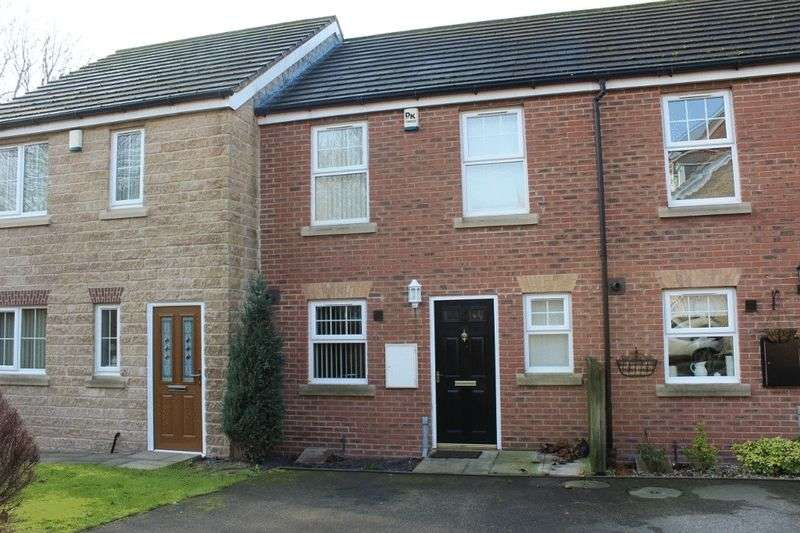 2 Bedrooms Mews House for sale in Barleyfields Close, Pontefract