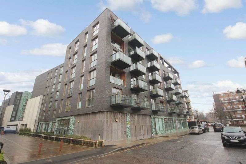 1 Bedroom Flat for sale in 1 Haven Way, London, Greater London SE1