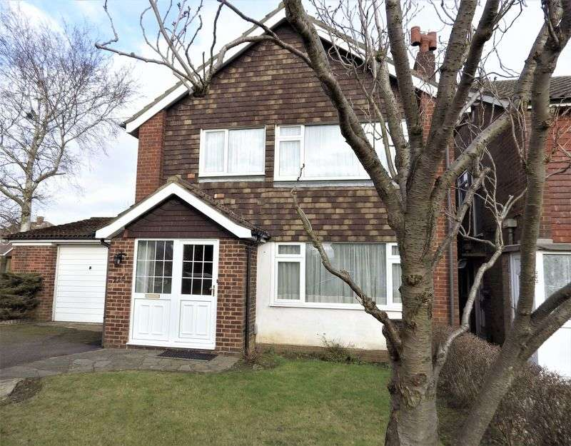 4 Bedrooms Detached House for sale in Birchen Grove, Luton