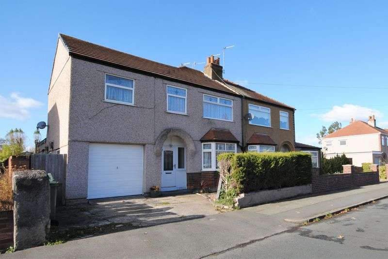 4 Bedrooms Semi Detached House for sale in Meadowbrook Road, Moreton
