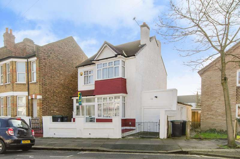 3 Bedrooms House for sale in Norman Avenue, Wood Green, N22