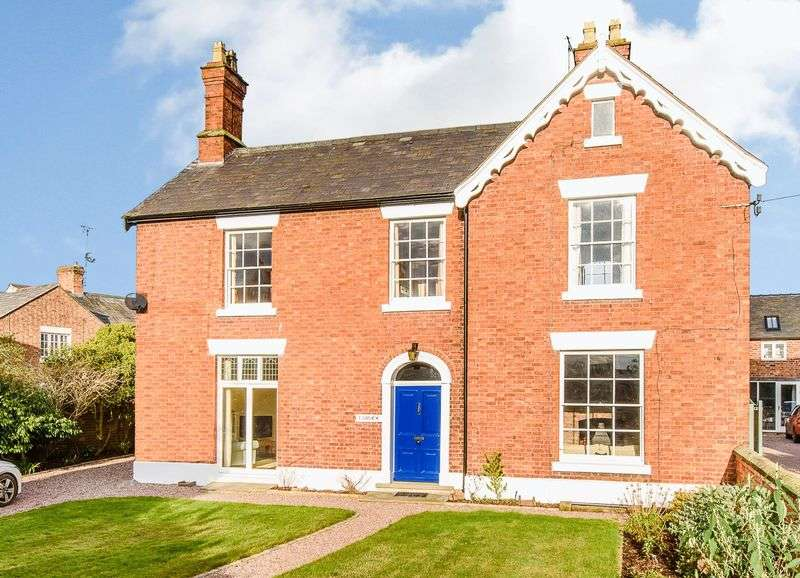 4 Bedrooms Detached House for sale in High Street, Tattenhall
