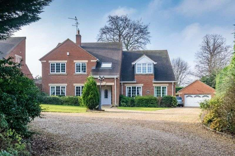 6 Bedrooms Detached House for sale in Roche Way, Wellingborough