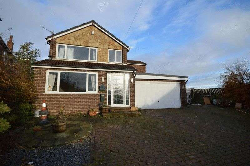 5 Bedrooms Detached House for sale in Ashbourne Drive, Pontefract