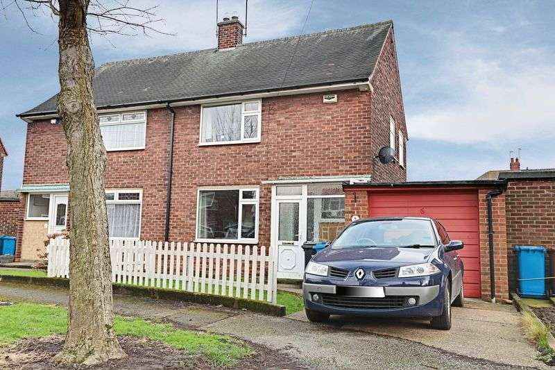 2 Bedrooms Semi Detached House for sale in Thornhill Avenue, Hull