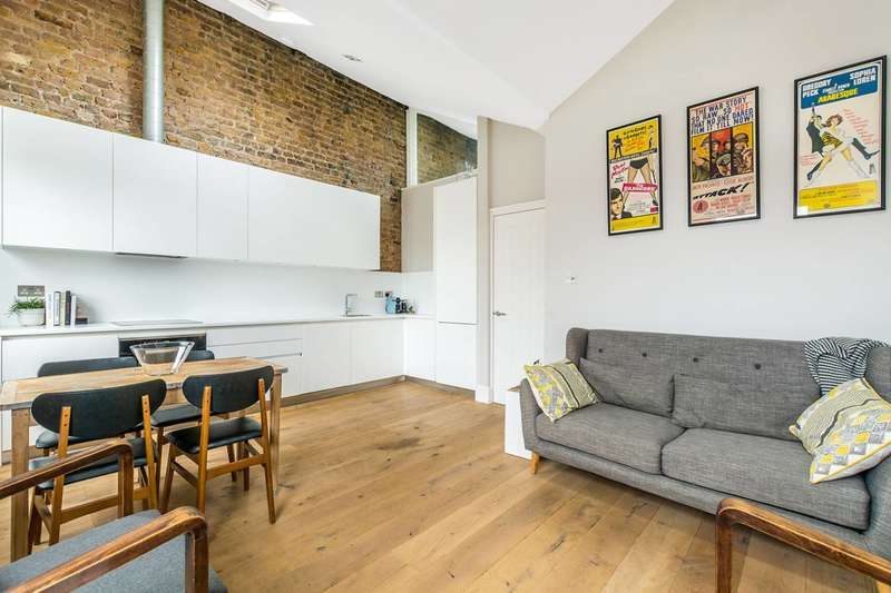 2 Bedrooms Flat for sale in Lancaster Road, Notting Hill, W11