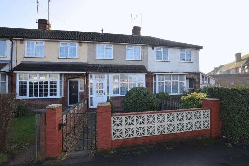 3 Bedrooms Terraced House for sale in Haydon Road, Aylesbury