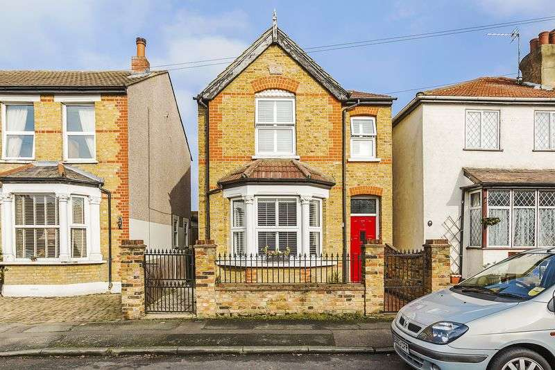 3 Bedrooms Detached House for sale in Izane Road, Bexleyheath