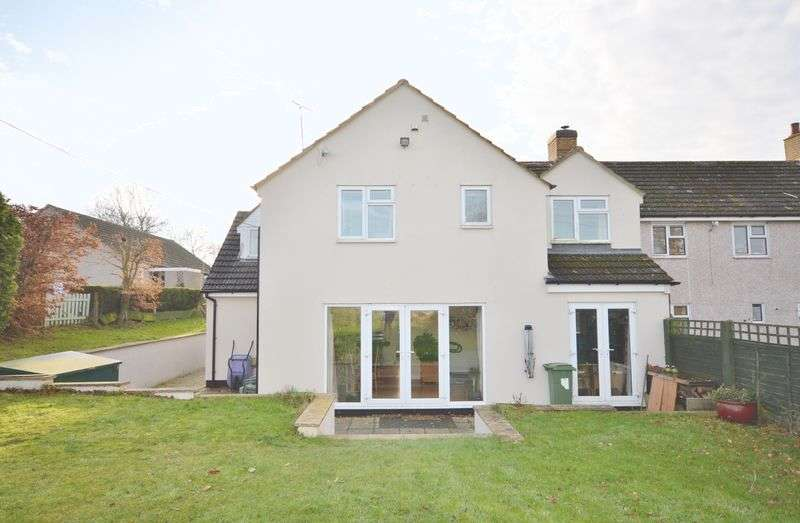 4 Bedrooms Semi Detached House for sale in Ashendon