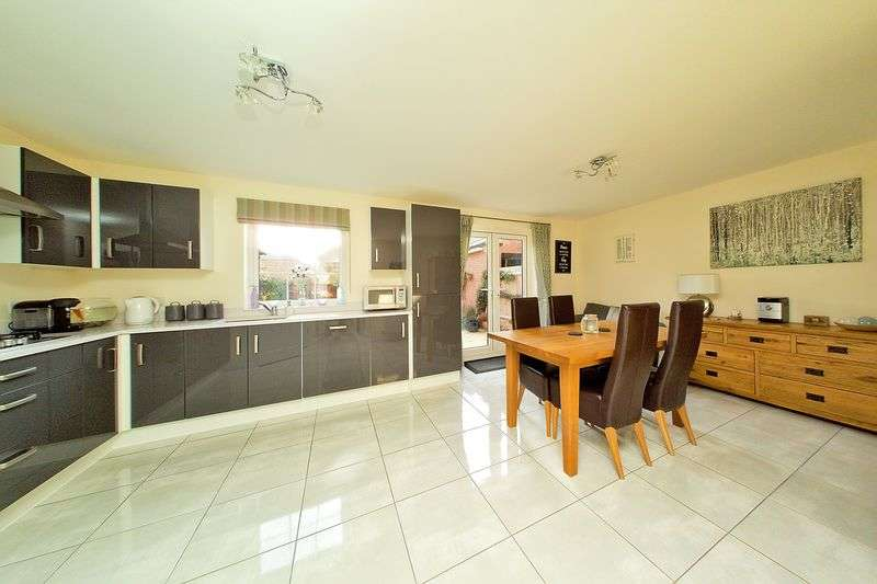 4 Bedrooms Detached House for sale in Bridger Close, Felpham, PO22