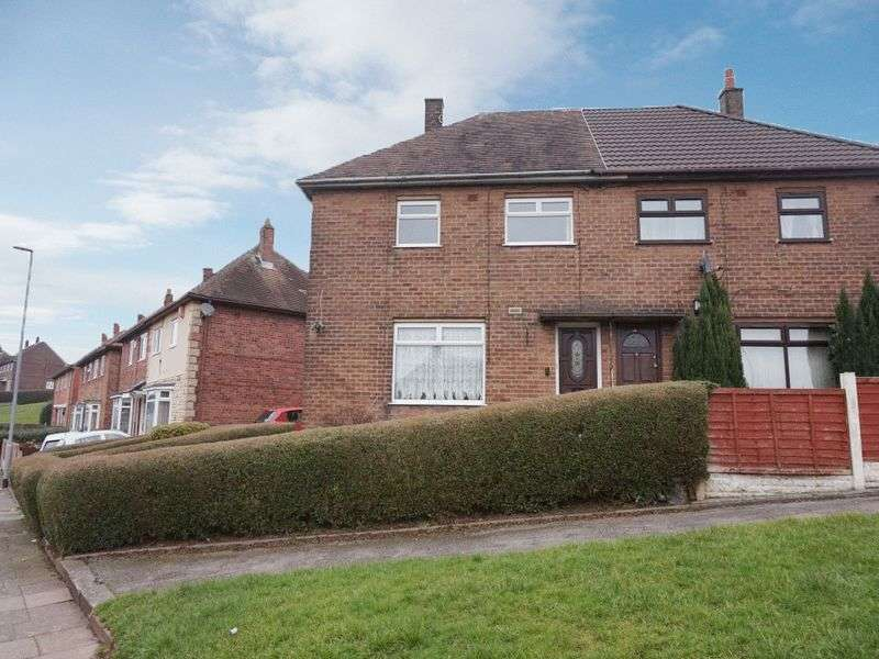 3 Bedrooms Semi Detached House for sale in Pinfold Avenue, Norton, Stoke-On-Trent, ST6 8EJ