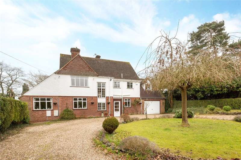 4 Bedrooms Detached House for sale in Cumnor Rise Road, Oxford, Oxfordshire, OX2