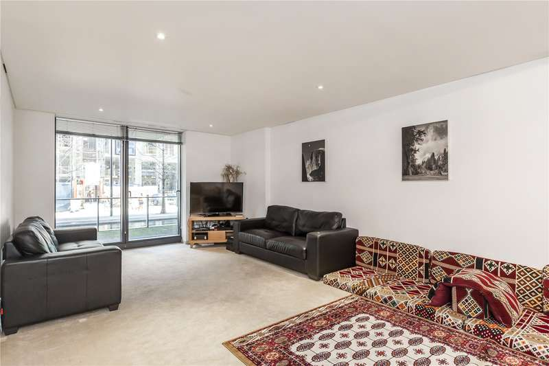 1 Bedroom Flat for sale in Marshall Building, 3 Hermitage Street, London, W2