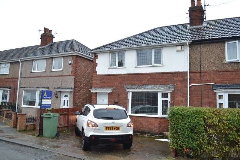 3 Bedrooms House for sale in St. Leonards Avenue, Grimsby