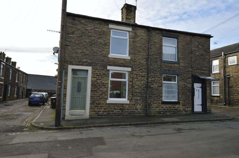 2 Bedrooms Terraced House for sale in 3 Barehill Street, Littleborough