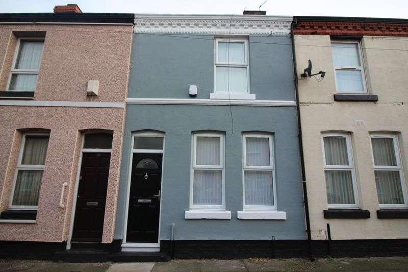2 Bedrooms Terraced House for sale in Kipling Street, Bootle