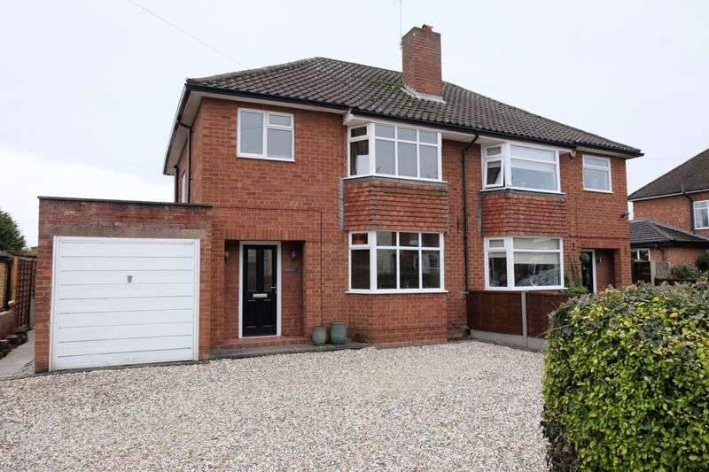 3 Bedrooms Semi Detached House for sale in Areley Common, Stourport-On-Severn DY13 0NG