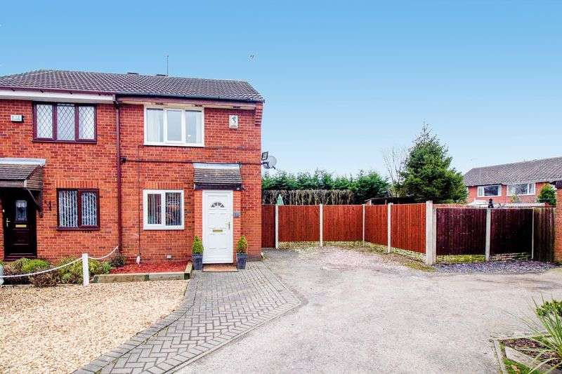 2 Bedrooms Semi Detached House for sale in Veronica Way