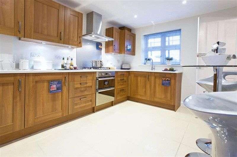 4 Bedrooms Detached House for sale in Centurion View, Coopers Edge, Brockworth, Gloucester GL3 4SH