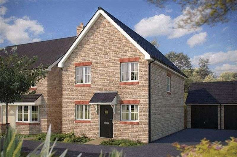 4 Bedrooms Detached House for sale in The Homelands, Bishops Cleeve, Gotherington Lane, Cheltenham, GL52 8EN