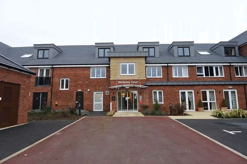 1 Bedroom Flat for sale in Waverley Court, Carlisle