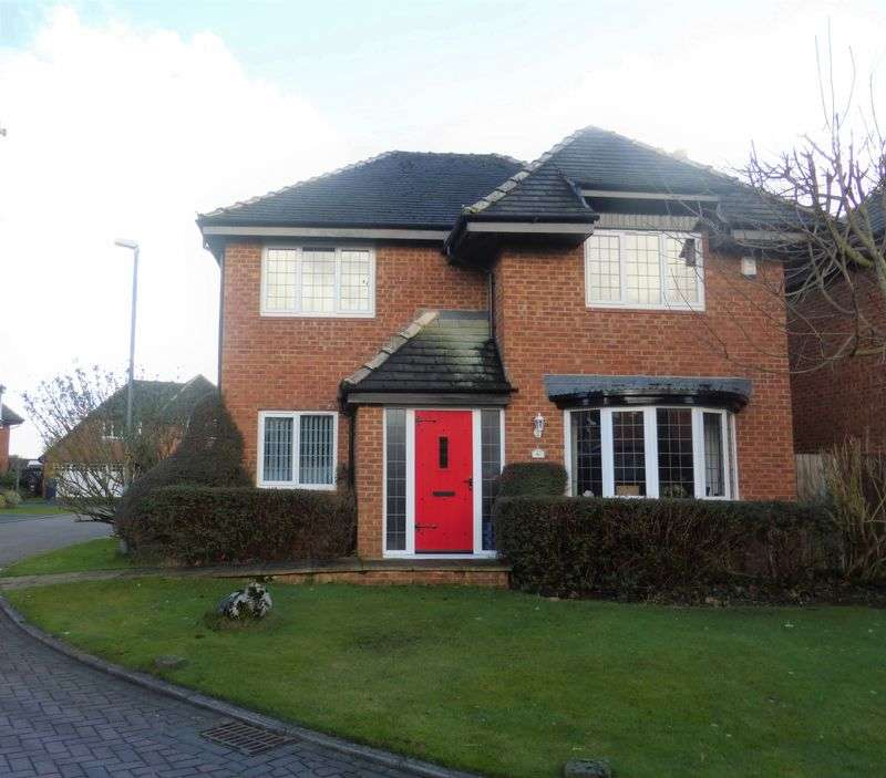 4 Bedrooms Detached House for sale in Orchard Place, Much Hoole