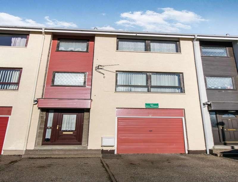 4 Bedrooms Property for sale in Macdonald Road, Invergordon, IV18