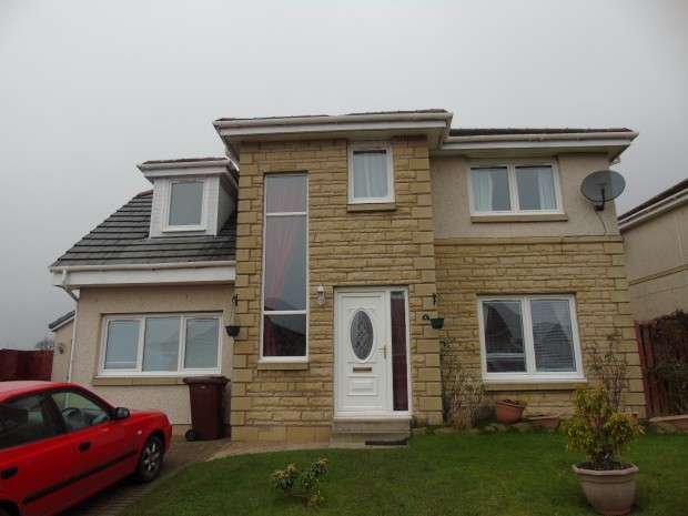 5 Bedrooms Detached House for sale in Beecraigs Way, Plains, Airdrie, ML6