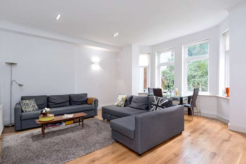 2 Bedrooms Flat for sale in Frognal, Hampstead Village