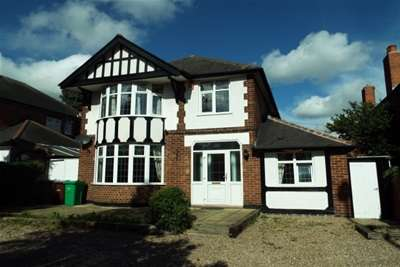 4 Bedrooms Detached House for rent in Trowell Road, Wollaton NG8