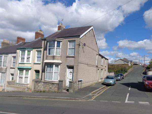 4 Bedrooms Semi Detached House for sale in Belle Vue Terrace, Pembroke Dock