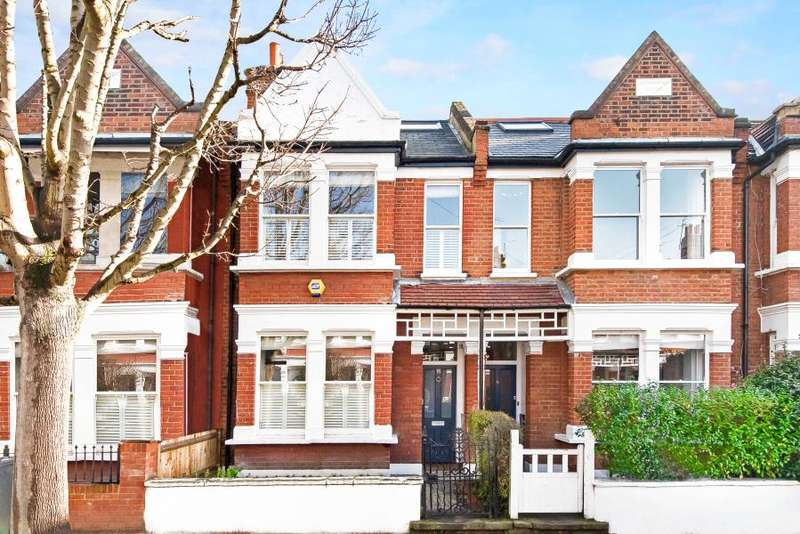 5 Bedrooms House for sale in Shirley Road, Chiswick W4