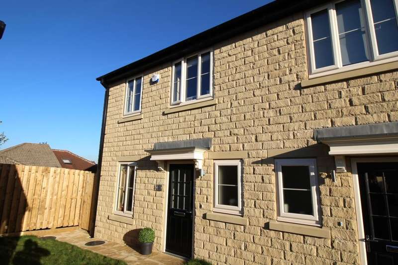 3 Bedrooms Semi Detached House for sale in White Lee Croft, Batley, WF17