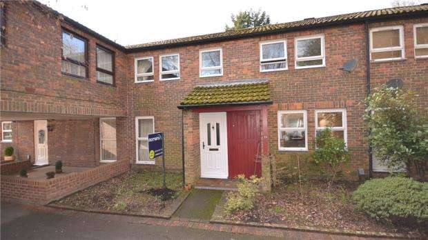3 Bedrooms Terraced House for sale in Jevington, Bracknell, Berkshire