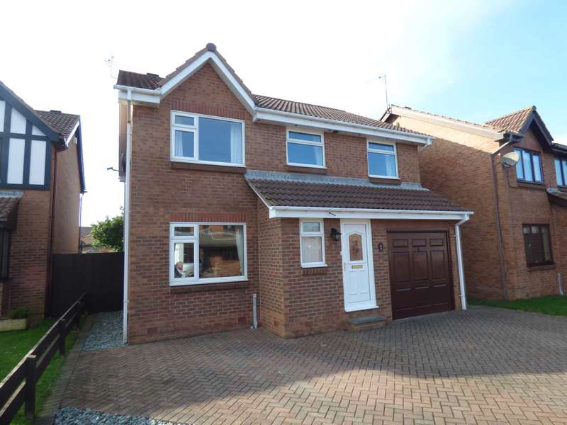 4 Bedrooms Detached House for sale in ***REDUCED*** Hauxley Close, Redcar