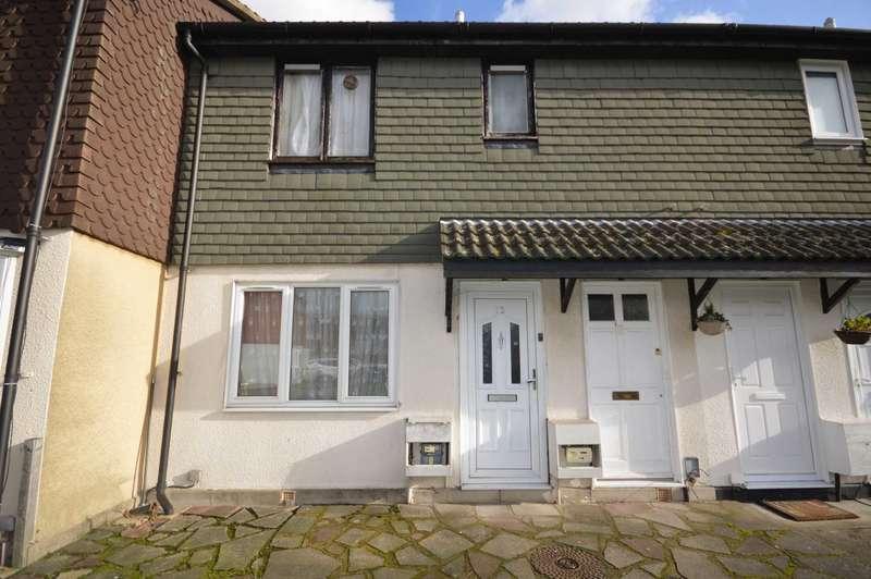 1 Bedroom Maisonette Flat for sale in Celandine Drive, Thamesmead